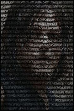 All quotes Daryl from the Walking Dead. This is a 2 for 1 deal, so please specify which posters you would like. 12x18 100# Gloss Cover ALL OFFERS