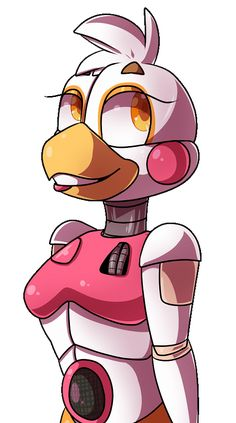 Just A Drawing Of Mangle Hope You Like Fnaf Funtime Foxy Fnaf