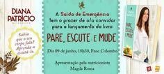 Apresentação de «Pare, Escute e Mude» - http://gostinhos.com/apresentacao-de-pare-escute-e-mude/