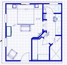 Best Master Bedroom 14X14 Ideas Floor Plan With 10X12 Master 400 x 300