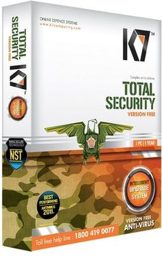 K7 Total Security Activation Key is the most celebrated and pushed unfriendly to spyware program which helps you to give you safe workplace. K7 Total