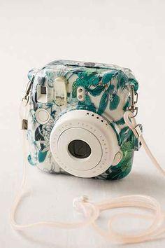 Fujifilm Instax Mini 8 Floral Hard-Shell Camera Case