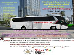 Dubai Offers, Dubai Hotel, World Trade Center, Free Travel, Transportation, Public