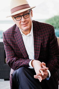 "James Spader Prepares for 'Avengers: Age of Ultron': The actor, who is starring in the NBC series ""The Blacklist,"" prepares for box-office stardom."