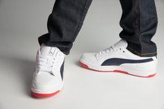 http://www.zorilestore.ro/pantofi-casual-barbati-puma-puma-rebound-fs-4-lo-m-354907_05 Pantofii Puma Rebound FS 4 LO imbina cu succes comoditatea si practicabilitatea. Partea superioara, confectionata din material sintetic, ofera rezistenta si durabilitate modelului iar talpa exterioara inalta, confectionata din cauciuc, asigura o priza excelenta asupra solului.