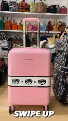 Chiara Ferragni Collection, Suitcase, Briefcase