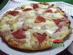 In prima parte a anului, iesenii au mancat mai putin Pizza Lasagne, My Recipes, Cooking Recipes, Good Food, Yummy Food, Romanian Food, Romanian Recipes, Special Recipes, Hawaiian Pizza