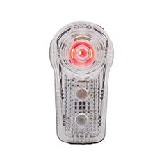 Product review for Planet Bike 3034-1 Blinky Superflash .5 Watt LED with 2 Red LED Tail Lights (Black/Clear Case) - Whether you're biking home from school or on a long training ride, the Planet Bike Blinky Superflash rear bicycle light will keep you visible to passing cars, pedestrians, and other cyclists. The Blinky Superflash is equipped with a 1/2-watt Blaze red LED and two eXtreme LEDs, which combine...