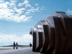 Thomas Heatherwick - seafront cafe in Littlehampton