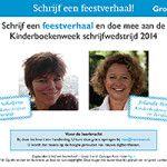 Digibordlessen Kinderboekenweek 2014 FEEST. Voor groep 3-4, 5-6 en 7-8.