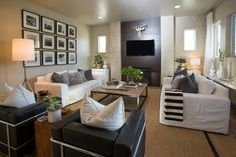 Lyn's Houzz - transitional - living room - boise - Judith Balis Interiors