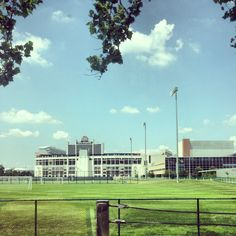 The Shoe. #OSU football stadium from our tour of the campus. The campus is HUGE!
