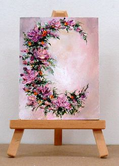 Valda Fitzpatrick pink and orange flowers d absolutearts.com