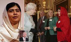 Malala Yousafzai, 17, has been awarded the Nobel Peace Prize #DailyMail