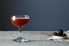 blood and sand 1 ounce scotch 1 ounce fresh orange juice 3/4 ounces sweet vermouth 3/4 ounces Cherry Heering