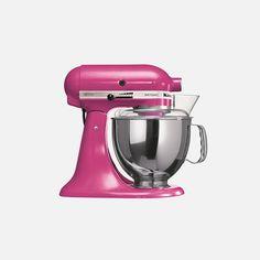 KitchenAid - Artisan Stand Mixer 4.8l & Free Attachment