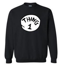 awesome Thing 1 Sweatshirt
