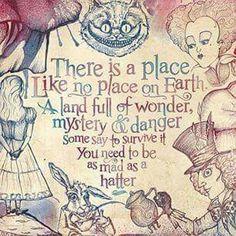 63 trendy quotes alice in wonderland cheshire cat mad hatters Alice And Wonderland Quotes, Alice In Wonderland Party, Adventures In Wonderland, Lewis Carroll, Go Ask Alice, Mad Hatter Tea, Mad Hatters, Book Quotes, Mad Quotes