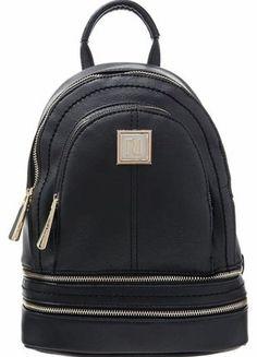 plecak plecaczek River Island maffashion backpack style Gina Tricot, Leather Backpack, Fashion Backpack, Backpacks, Bags, River Island, Style, Handbags, Leather Backpacks
