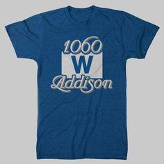 Wrigley Field Chicago Cubs T-Shirt