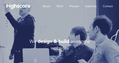 Highscore Web Design