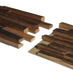 Nuvelle Deco Strips Antique 3/8 in. x 7-3/4 in. Wide x 47-1/4 in. Length Engineered Hardwood Wall Strips (10.334 sq. ft. / case)-NV15DS - The Home Depot