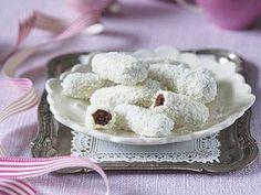 Nepečené válečky s mandlemi - Vánoční Deník Cupcake Cakes, Cupcakes, Desert Recipes, No Bake Cake, Christmas Cookies, Deserts, Food And Drink, Sweets, Sugar
