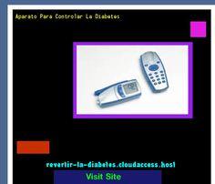 Aparato Para Controlar La Diabetes 182512 - Aprenda como vencer la diabetes y recuperar su salud.
