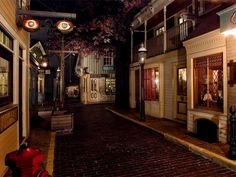 Streets of Old Milwaukee is still one of the most popular attractions in the city.