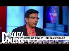 D'Souza Talks To Judge Jeanine About Democrat Hypocrisy - YouTube
