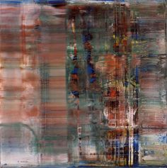 Gerhard Richter (b1932) One of the world's greatest living painters, the German artist Gerhard Richter has spent over half a century experimenting with a tremendous range of techniques