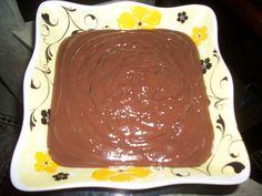 Danete de chocolate preto feito com abacate!
