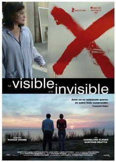 """Lo visible y lo invisible (2007) """"Das Sichtbare und das Unsichtbare"""" de Rudolf Thome - tt0981086"""