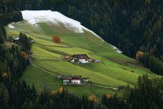prove di neve - [Val di Funes]