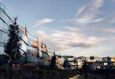 Bustler: Milanofiori Housing Complex by OBR
