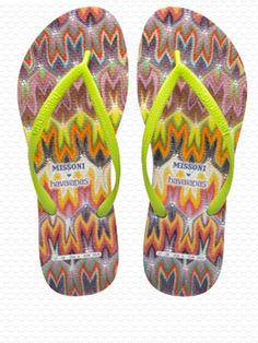 b6c062e4b Missoni + Havaianas are Back!