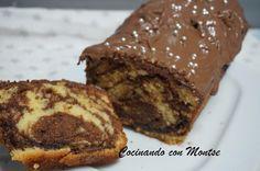 Plum-Cake con extra de Nutella