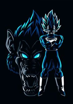 Vegeta - The Great Ape, Dragon Ball Super - Vegeta – The Great Ape, Dragon Ball Super - Dragon Ball Gt, Dragon Ball Image, Black Panther Marvel, Son Goku, Animes Wallpapers, Drake, Comic Art, Akira, Ideas