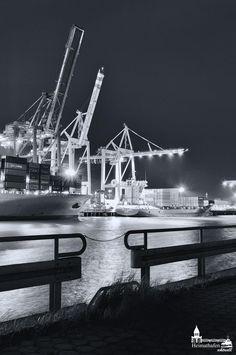 Im Hafen wird nie geschlafen! Moin, moin :-)    www.heimathafen-aktuell.de