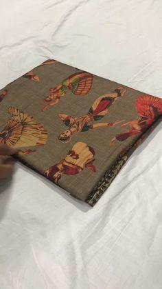 Silk Saree Blouse Designs, Silk Sarees, Rakhi Gifts, Trendy Sarees, Sari Fabric, Cotton Suit, Printed Sarees, Saree Collection, Beautiful Outfits