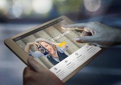 iPad - Tablet Mockup