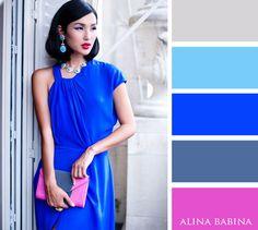 #Farbbberatung #Stilberatung #Farbenreich mit www.farben-reich.com Alina Babina color palettes