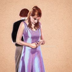 Jim & Pam of The Office, colored pencil series by. The Office Jim, The Office Show, Office Theme Song, Office Themes, Movies Showing, Movies And Tv Shows, Dunder Mifflin, Michael Scott, Parks N Rec