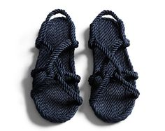 6af4dfc626c Beautifull Handwoven beach sandals by TOTEME BUT... Woven Rope 100%  Polypropylene THAT