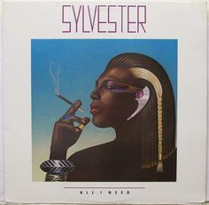 """Sylvester """"All I Need"""" Album Cover"""
