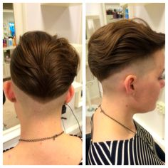 Short boy hair can be also stylish!