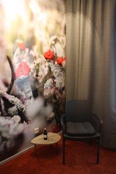 Eenpersoonskamer feestbehang