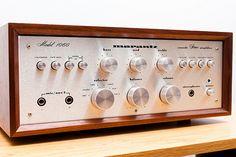 vintage Marantz. classic design.
