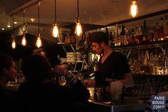 Loved this Bar in Paris: Flaq Paris