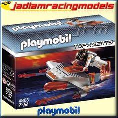 PLAYMOBIL Top Agents Torpedo Diver - Top Agents 4883 | eBay £11.40